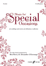 Music for Special Occasions: Secular