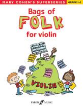 Bags of Folk for Violin