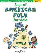 Bags of American Folk for Viola