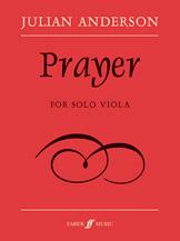 Prayer for Solo Viola