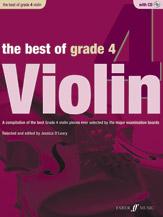 The Best of Grade 4 Violin