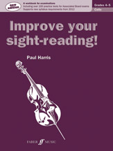 Improve Your Sight-Reading! Cello, Grade 4-5