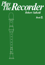 Play the Recorder, Book 2