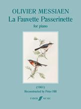 La Fauvette Passerinette