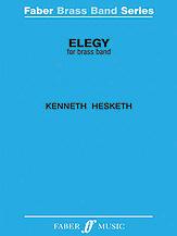 Elegy (Score & Parts), Brass Band (Brass Band), Ma