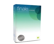 MakeMusic Finale 2014  Academic  -  Ship Retail Box  <BR>  : With DVD, Guide and Serial Number .