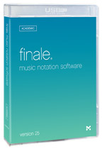 MakeMusic Finale Version 25 (USB Drive)