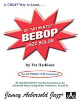 20 'Authentic' Bebop Solos