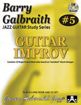 Barry Galbraith Jazz Guitar Study Series #5: Guitar Improv
