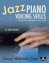 Jazz Piano Voicing Skills