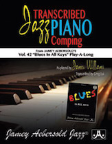 Transcribed Jazz Piano Comping