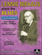 Lennie Niehaus Plays the Blues