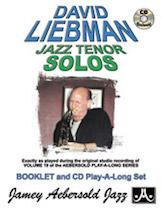 David Liebman Jazz Tenor Solos