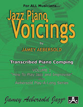 Jazz Piano Voicings