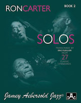 Ron Carter Solos, Book 2
