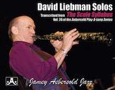 David Liebman Solos