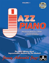 Jamey Aebersold Jazz, Volume 1: Jazz Piano