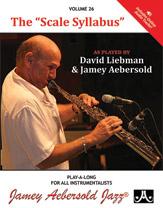 Jamey Aebersold Jazz, Volume 26: The 'Scale Syllabus'