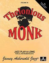 Jamey Aebersold Jazz, Volume 56: Thelonious Monk