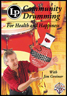 Community Drumming for Health and Happiness