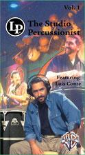 The Studio Percussionist, Vol. 1