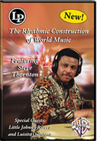 The Rhythmic Construction of World Music