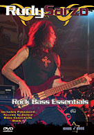 Rudy Sarzo: Rock Bass Essentials