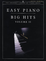 Easy Piano: Big Hits, Volume II