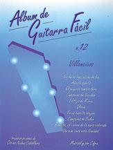 Album de Guitarra Facil N.12: Villancicos