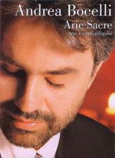 Andrea Bocelli: Arie Sacre -- Arie e Cante Religiosi