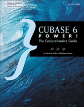 Picture of Cubase 6 Power!
