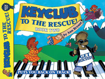 Keyclub to the Rescue, Book 2