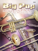 Big Pop Instrumental Solos for Flute