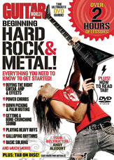 Guitar World: Beginning Hard Rock & Metal!
