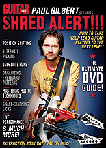 Guitar World: Paul Gilbert Presents Shred Alert!!!