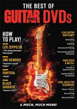 Guitar World: The Best of Guitar World DVDs