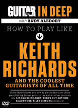 Guitar World: In Deep How to Play Like Keith Richards
