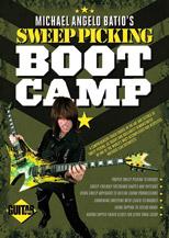 Guitar World: Michael Angelo Batio's Sweep Picking Boot Camp