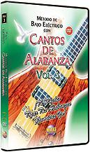 Metodo con Cantos de Alabanza: Bajo Electrico Vol. 3