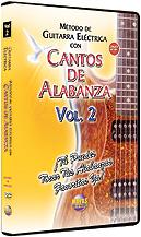 Metodo con Cantos de Alabanza: Guitarra Electrica Vol. 2