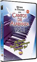 Metodo con Cantos de Alabanza: Teclado Vol. 1