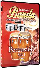 Metodo de Banda: Percusion Vol. 1