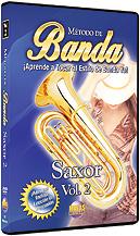Metodo de Banda: Saxor Vol. 2
