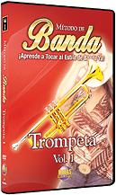 Metodo de Banda: Trompeta Vol. 1