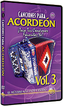 Canciones para Acordeon Vol. 3