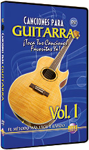 Canciones para Guitarra Vol. 1