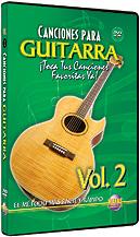 Canciones para Guitarra Vol. 2