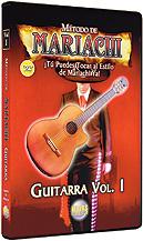 Metodo de Mariachi: Guitarra Acustica Vol. 1