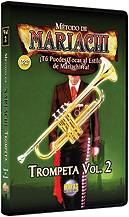 Metodo de Mariachi: Trompeta Vol. 2