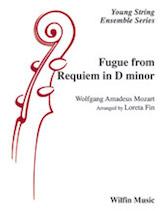 Fugue from Requiem in D minor
